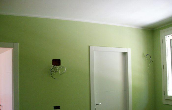alt = parete imbianchino modena decorazione service house tinteggiatura vignola modena