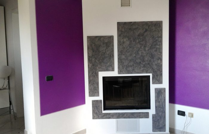 pittura pareti vignola modena